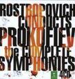 PROKOFIEV, SERGEJ - COMPLETE SYMPHONIES (Compact Disc)