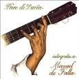 LUCIA, PACO DE - INTERPRETA A MANUEL DE FALLA (Disco Vinilo LP)