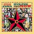 EARLE, STEVE - REVOLUTION STARTS NOW (Disco Vinilo LP)