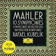 MAHLER, GUSTAV - 10 SYMPHONIES =BOX= (Compact Disc)
