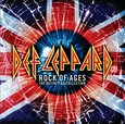 DEF LEPPARD - ROCK OF AGES: DEFINITIVE COLLECTION (Compact Disc)