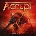 ACCEPT - BLIND RAGE + BLURAY (Compact Disc)