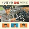 PRESLEY, ELVIS - A DATE WITH ELVIS (Disco Vinilo LP)