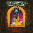 TESTAMENT - LEGACY -HQ- (Disco Vinilo LP)