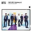BTS - FAKE LOVE/ AIRPLANE PT. 2 - A (Compact Disc)