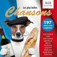 VARIOUS ARTISTS - LES PLUS BELLES CHANSONS -BOX- (Compact Disc)