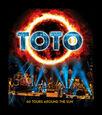 TOTO - 40 TOURS AROUND THE SUN (Blu-Ray Disc)