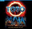 TOTO - 40 TOURS AROUND THE SUN + BLRY (Compact Disc)
