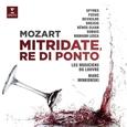 MINKOWSKI, MARC - MOZART: MITRIDATE, RE DI PONTO (Compact Disc)