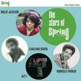 VARIOUS ARTISTS - STARS OF SPRING (Disco Vinilo  7')