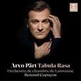 CAPUCON, RENAUD - TABULA RASA (Compact Disc)