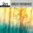 VARIOUS ARTISTS - MILLENNIUM COLLECTION: WOMEN OF CHRISTIAN MUSIC (Compact Disc)