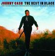 CASH, JOHNNY - BEST IN BLACK -HQ- (Disco Vinilo LP)