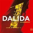 DALIDA - LES NUMEROS UN (Compact Disc)