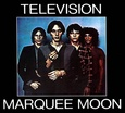 TELEVISION - MARQUEE MOON -HQ- (Disco Vinilo LP)