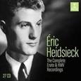 HEIDSIECK, ERIC - COMPLETE ERATO & HMV RECORDINGS =BOX= (Compact Disc)