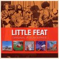 LITTLE FEAT - ORIGINAL ALBUM SERIES (Compact Disc)