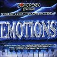VARIOUS ARTISTS - I LOVE DISCO EMOTIONS (Compact Disc)