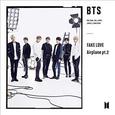 BTS - FAKE LOVE/ AIRPLANE PT. 2 - B (Compact Disc)