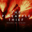 PINEAPPLE THIEF - WHERE WE STOOD -LIVE- (Compact Disc)