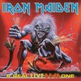 IRON MAIDEN - A REAL LIVE DEAD ONE (Compact Disc)