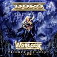 DORO - WARLOCK - TRIUMPH AND AGONY LIVE (Blu-Ray Disc)