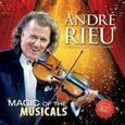 RIEU, ANDRE - MAGIC OF THE MUSICALS (Compact Disc)
