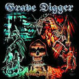 GRAVE DIGGER - RHEINGOLD (Compact Disc)