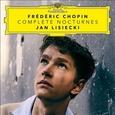 LISIECKI, JAN - CHOPIN: COMPLETE NOCTURNES (Compact Disc)