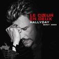 HALLYDAY, JOHNNY - LE COEUR EN DEUX - 45RPM (Disco Vinilo  7')