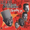 LIL'ED AND THE BLUES IMPERIALS - HEADS UP (Compact Disc)