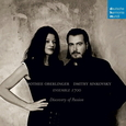 OBERLINGER, DOROTHEE - DISCOVERY OF PASSION (Compact Disc)