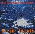 CAVE, NICK - MURDER BALLADS  (Compact Disc)