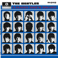 BEATLES - A HARD DAY'S NIGHT - U.S. VERSION (Compact Disc)