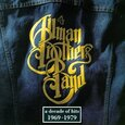 ALLMAN BROTHERS BAND - A DECADE OF HITS '69-'79 (Compact Disc)