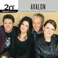 AVALON - MILLENNIUM COLLECTION (Compact Disc)