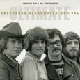 CREEDENCE CLEARWATER REVIVAL - GREATEST HITS & ALLTIME CLASSICS (Compact Disc)