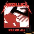 METALLICA - KILL 'EM ALL (Disco Vinilo LP)