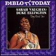 VAUGHAN, SARAH - DUKE ELLINGTON SONGBOOK 2 (Compact Disc)