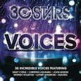 VARIOUS ARTISTS - 30 STARS: VOICES (Compact Disc)