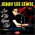 LEWIS, JERRY LEE - LIVE AT THE VAPORS CLUB (Compact Disc)
