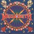 MEGADETH - CAPITOL PUNISHMENT (Compact Disc)