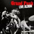 GRAND FUNK RAILROAD - LIVE ALBUM (Compact Disc)