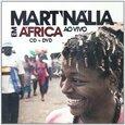 MART'NALIA - EM AFRICA AO VIVO + DVD (Compact Disc)