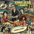 KOKO-JEAN - SHAKEN & STIRRED -LTD- (Disco Vinilo LP)