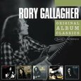 GALLAGHER, RORY - ORIGINAL ALBUM CLASSICS (Compact Disc)