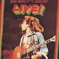 MARLEY, BOB - LIVE! (Compact Disc)