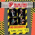 ROLLING STONES - FROM THE VAULT: NO SECURITY + CD (Digital Video -DVD-)