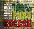 VARIOUS ARTISTS - 100% PURO REGGAE 2007 (Compact Disc)