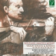 KOSEMYAN, RUBEN - MOZART: VIOLIN SONATAS & RONDOS (Compact Disc)